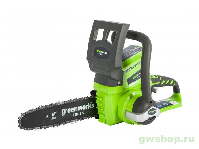 G24CS25K2 2000007VA в фирменном магазине GreenWorks