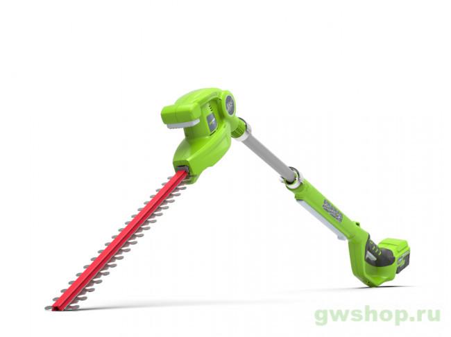 G24PH51 A 2200207a в фирменном магазине GreenWorks