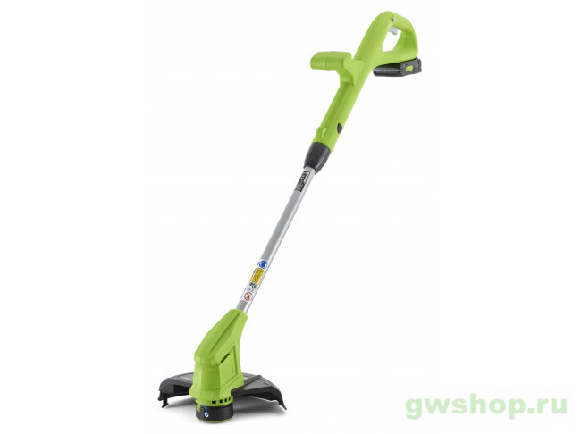 G24LT30K2 2101207UA в фирменном магазине GreenWorks