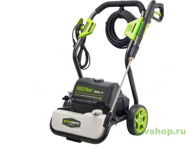 GPWG8 5100907 в фирменном магазине GreenWorks