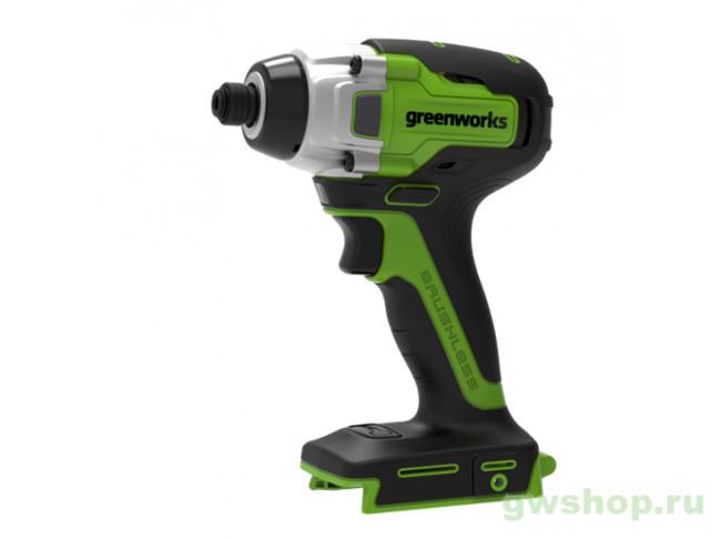 GD24D 3802807RU в фирменном магазине GreenWorks