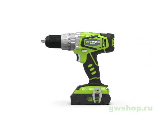 G24CD 3801107,32037 в фирменном магазине GreenWorks
