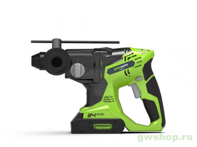 G24HD 3802507 в фирменном магазине GreenWorks