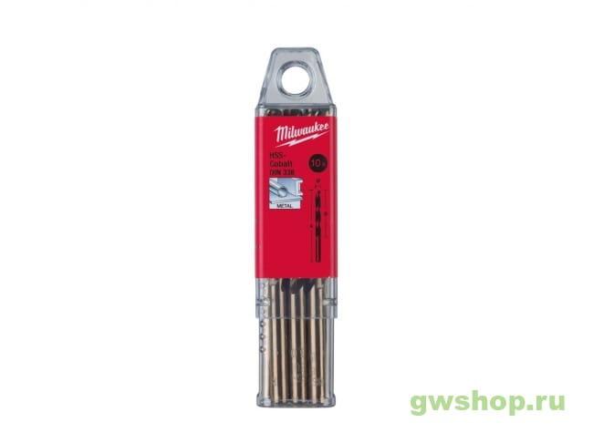 HSS-G Cobalt DIN338 4x 75 мм 4932373339 в фирменном магазине