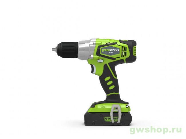 G24DD 3701507, 3700407 в фирменном магазине GreenWorks