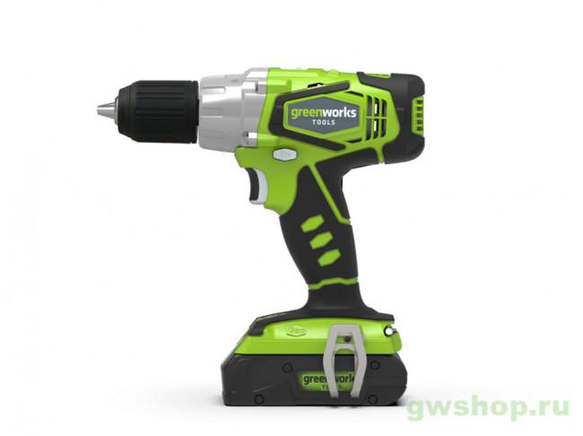 G24DDK2X 3701507UC в фирменном магазине GreenWorks
