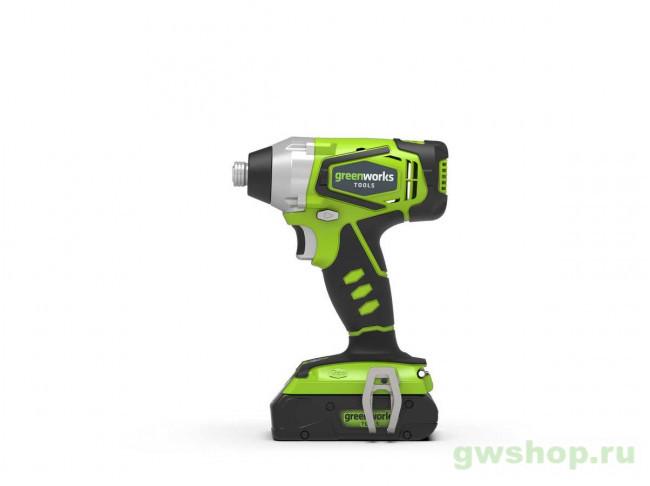 G24ID 3801307 в фирменном магазине GreenWorks
