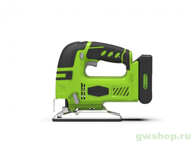 G24JS 3600707, 3600007 в фирменном магазине GreenWorks