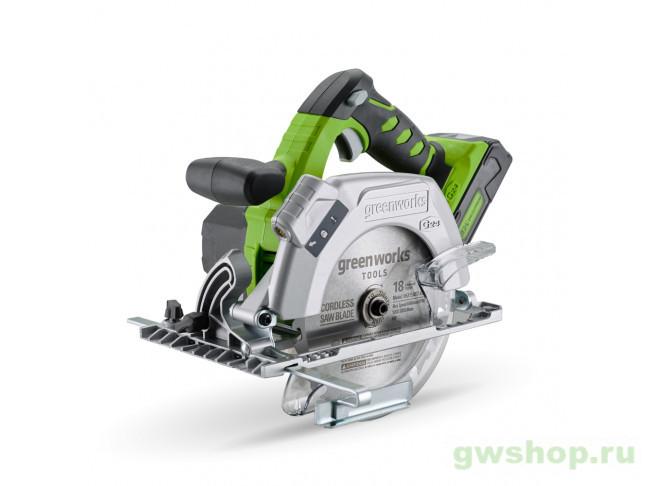 G24CS 1500507, 1500107 в фирменном магазине GreenWorks