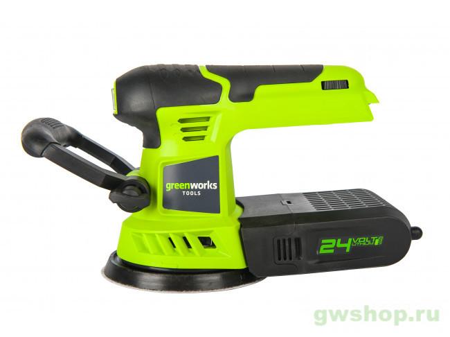 G24ROS 3100107 в фирменном магазине GreenWorks
