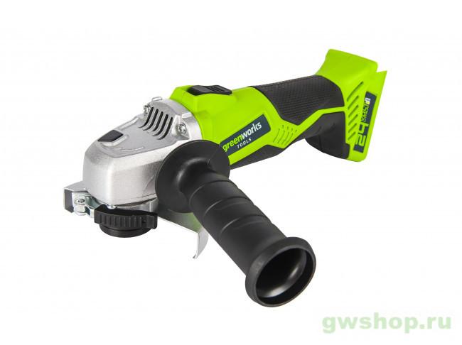 G24AG 3200007 в фирменном магазине GreenWorks