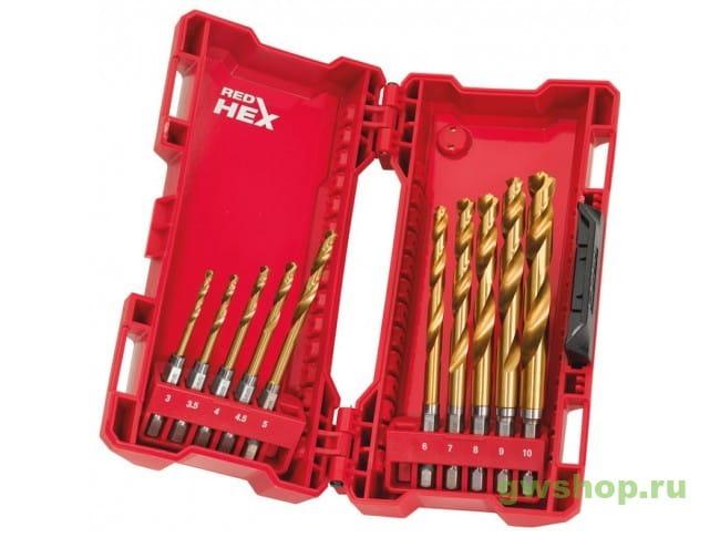 Shockwave HSS-G Tin Red Hex (10шт) 48894759 в фирменном магазине