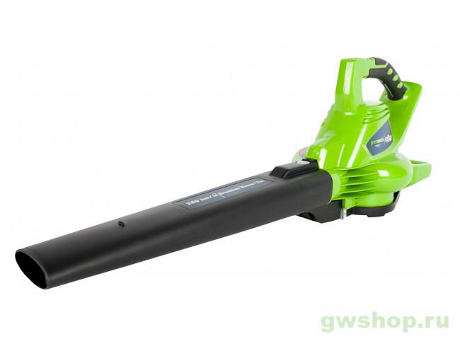GD40BV 24227 в фирменном магазине GreenWorks