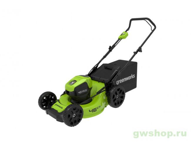 GD40LM46HP 2514407UF в фирменном магазине GreenWorks