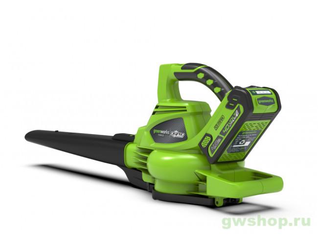 GD40BVK4 24227UB в фирменном магазине GreenWorks