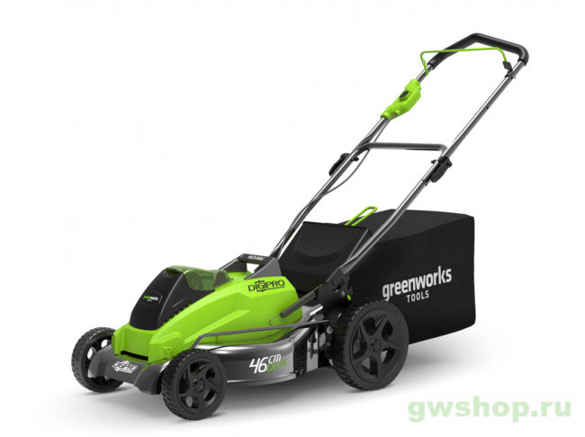 GD40LM45K6 2500407UF в фирменном магазине GreenWorks