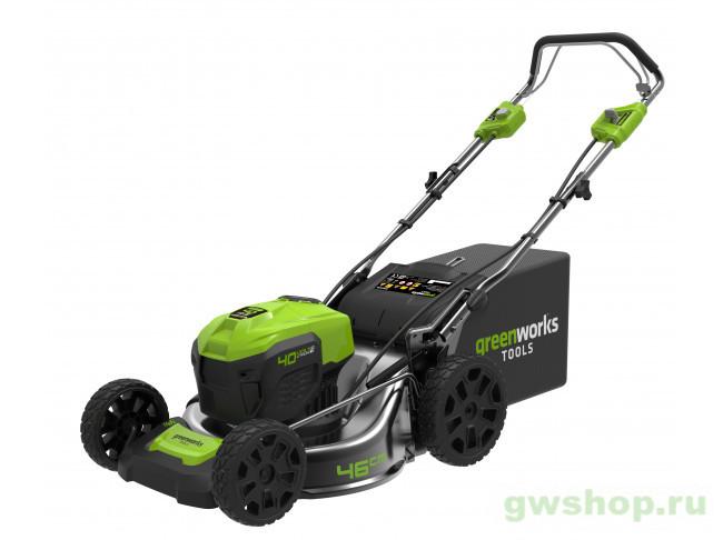 GD40LM46SP 2506807 в фирменном магазине GreenWorks