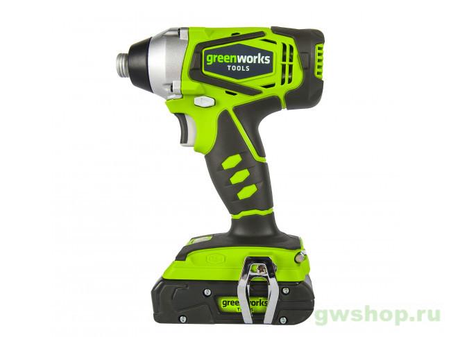 G24IDK2 3802307 в фирменном магазине GreenWorks