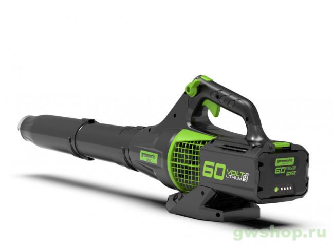 GD60ABK4 2405607UB в фирменном магазине GreenWorks
