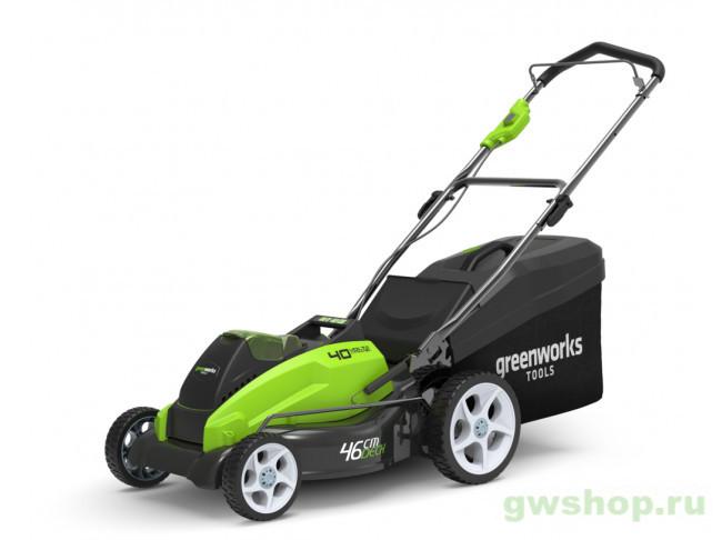 G40LM45K3 2500107UE в фирменном магазине GreenWorks