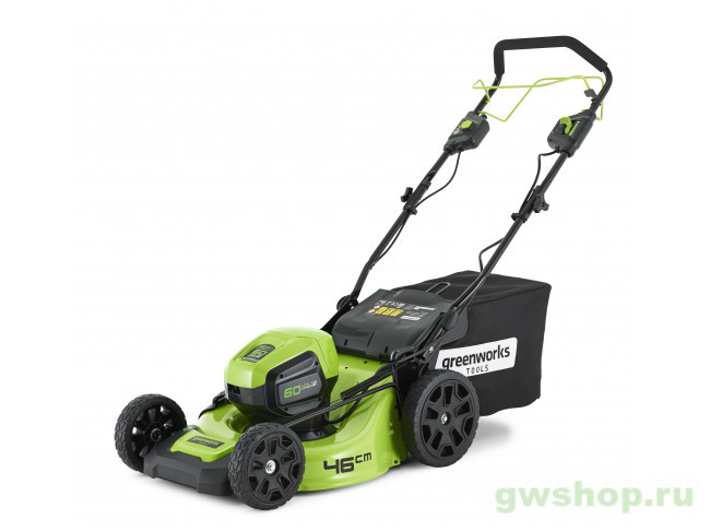 GD60LM46SPK4 2502907UB в фирменном магазине GreenWorks