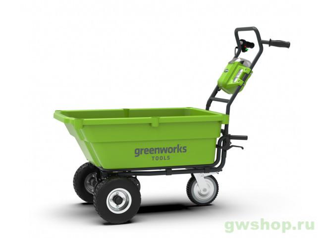 G40GCK4 7400007UB в фирменном магазине GreenWorks