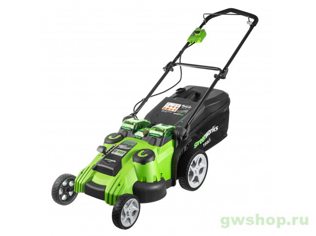 G40LM49DB 2500207 в фирменном магазине GreenWorks