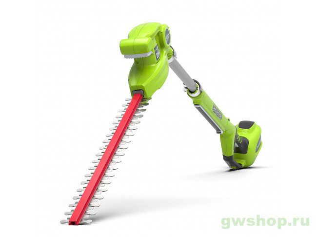 G40PH51 22147T в фирменном магазине GreenWorks