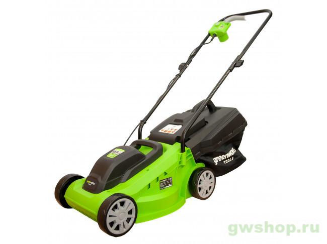 GLM1232 2502207 в фирменном магазине GreenWorks