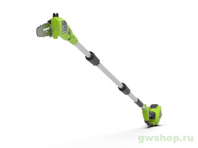 G40PS20 1400707LM в фирменном магазине GreenWorks