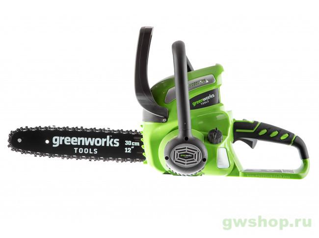 G40CS30K2 20117UA в фирменном магазине GreenWorks