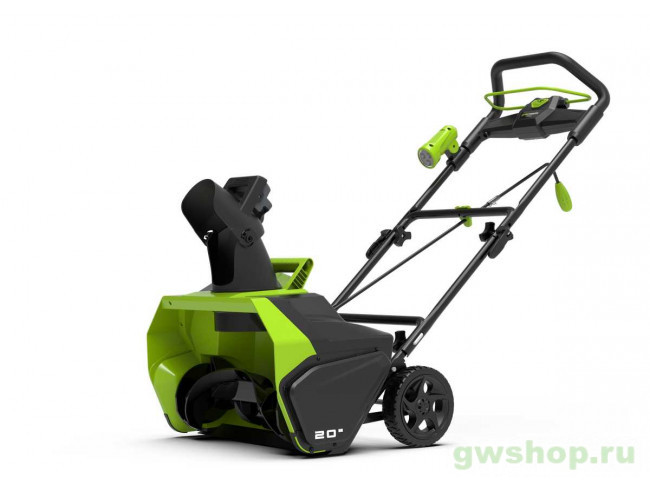 GD40SB 2600607У в фирменном магазине GreenWorks