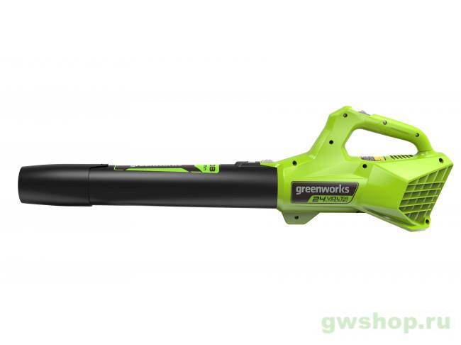 2404807  в фирменном магазине GreenWorks