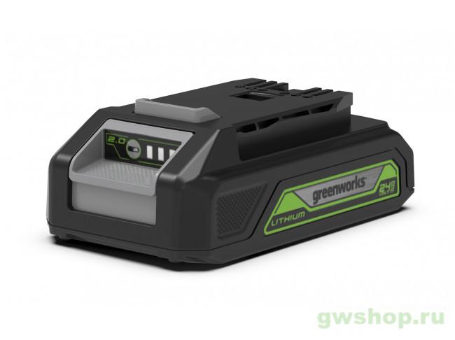 G24B2 2926707 в фирменном магазине GreenWorks