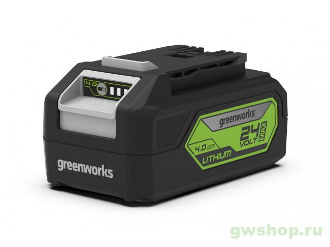 G24B4 2926807 в фирменном магазине GreenWorks