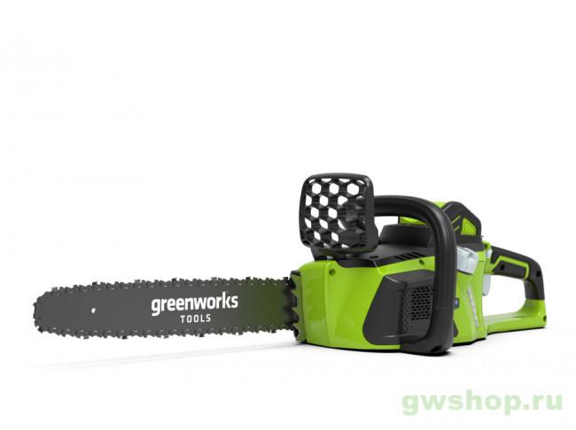 GD40CS40K2 20077UA в фирменном магазине GreenWorks