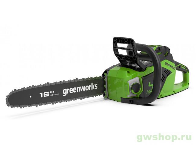 GD40CS18 2005807 в фирменном магазине GreenWorks