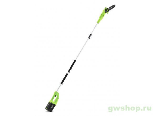 GD60PS 1400407 в фирменном магазине GreenWorks