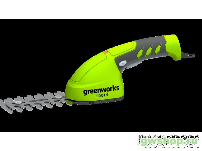 1600107  в фирменном магазине GreenWorks