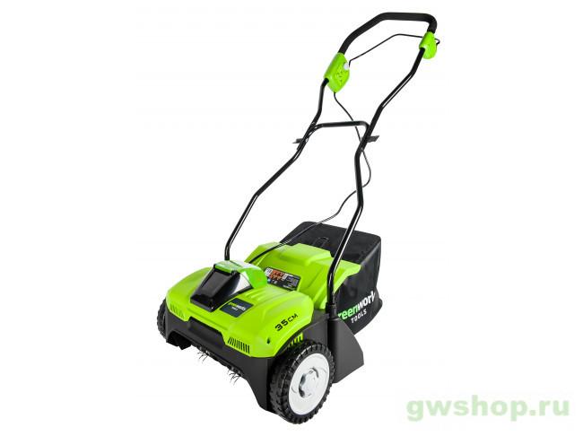 G40DT30 UB 2504807UB в фирменном магазине GreenWorks