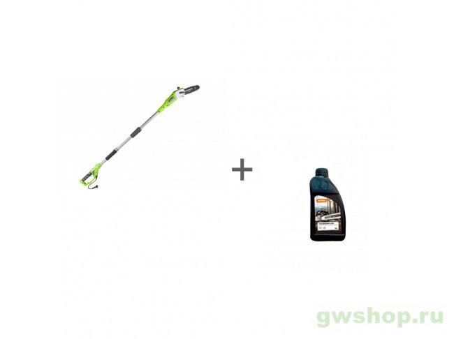 GPS7220, Timber Plus, 1 л 20147, 70285160000 в фирменном магазине GreenWorks