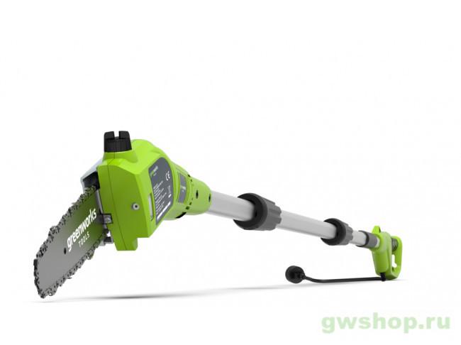 GPS7220, ForestPlus, 1 л 20147, 07815166001 в фирменном магазине GreenWorks