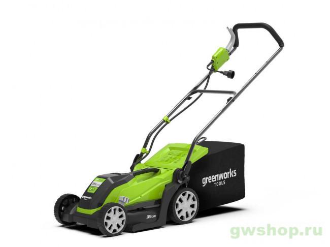 GLM1035 2505107 в фирменном магазине GreenWorks