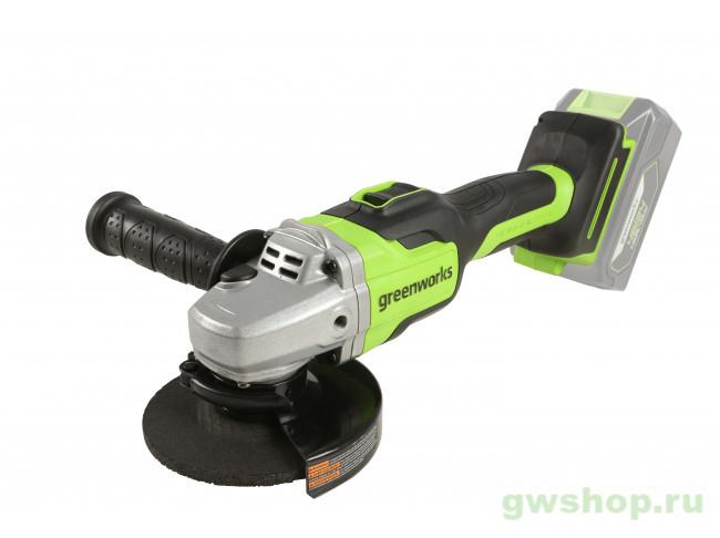GD24AG 3200207 в фирменном магазине GreenWorks