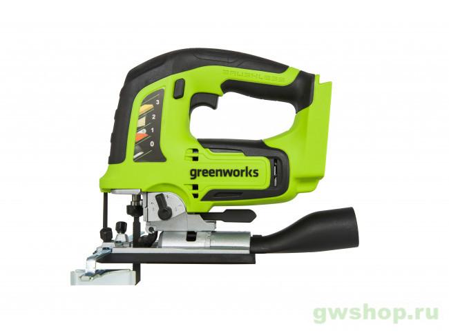 GD24JS 3601407 в фирменном магазине GreenWorks