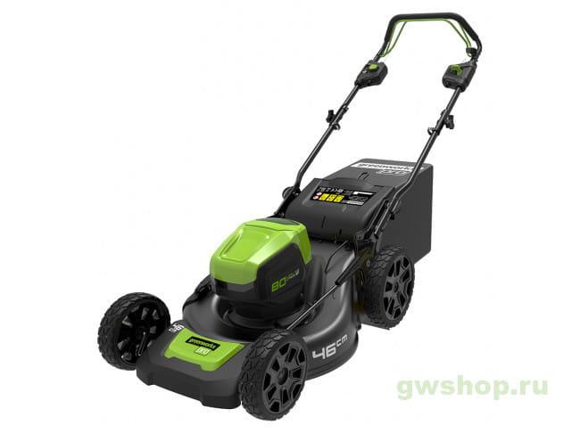 GD80LM46SP 2501007 в фирменном магазине GreenWorks