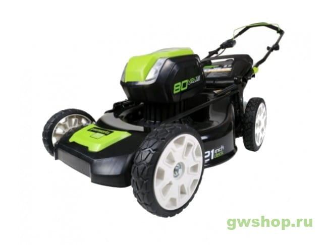 GD80LM53 2500707 в фирменном магазине GreenWorks
