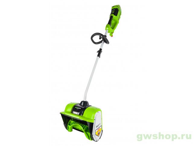 GD40SS 2600807 в фирменном магазине GreenWorks
