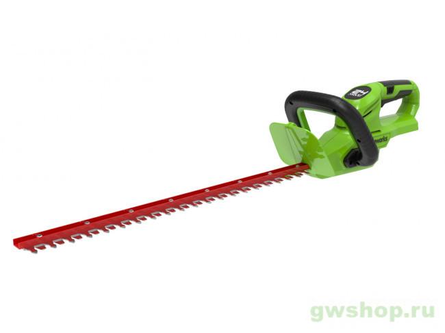 G24HT56 24V (без АКБ и ЗУ) 2205507 в фирменном магазине GreenWorks