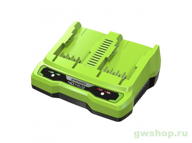 G40UC8, 40V 2938807 в фирменном магазине GreenWorks
